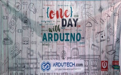 One Day with Arduino